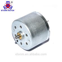 24v dc motor high torque 6000rpm carbon brush motor DCM2520