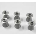 Piezas de precisión de torneado cnc de titanio