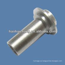 Buje de aluminio no estándar de aluminio de precisión