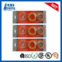 PVC tape blister card packing