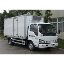 ISUZU 5.1m 120HP Refrigerator Freezer Truck