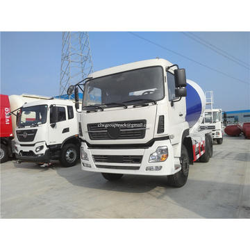 CLW brand new cement mixer truck price