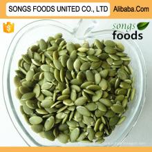 Shine Skin Pumpkin Seeds Kernel con Top y alta calidad