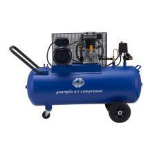 Compresseur d'air 100L 3HP avec pompe de compresseur en aluminium (GHB2065)