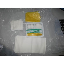 Kit de apósitos médicos desechables