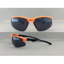 2016 Ventas calientes y estilo de moda de las gafas para las gafas de sol de los deportes de los hombres (P10009)
