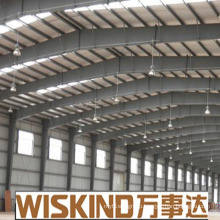 2016 Finished Light Steel Structure Plant