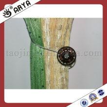 2014 heißer Großverkauf dekorativer magnetischer Vorhangclip, magnetischer Raffhalter für Vorhang