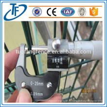 Clôture de maille métallique soudée en zinc standard standard américaine (produits en Chine)
