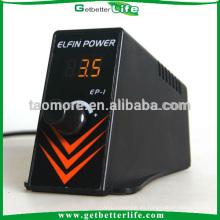 Hacer de directo de fábrica de EP-1 digital LCD tatuaje fuente de alimentación