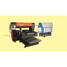 Machine de découpe laser à haute puissance à coupe rapide pour coupe de bois