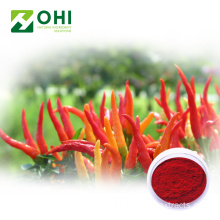 Capsicum Red Pigment Paprika Oleoresin Red Chilli Color