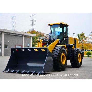 XCMG 5T 3M3 Compact Wheel Loader