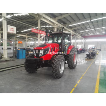 Serie de tractor grande 110HP Gold Dafeng