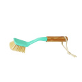 Natural Cleaning Kitchen Deep Bamboo Brush For Dish