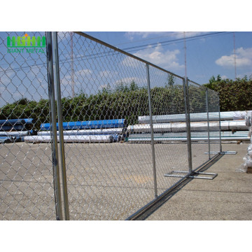 Galvanized+Chain+Link+Temporary+Fence+for+America