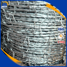 PVC Coated Wire Fencing Barbed Wire