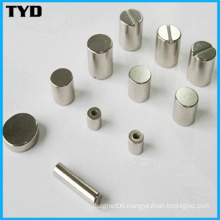 High Quality Cylinder Sintered Neodymium Magnet