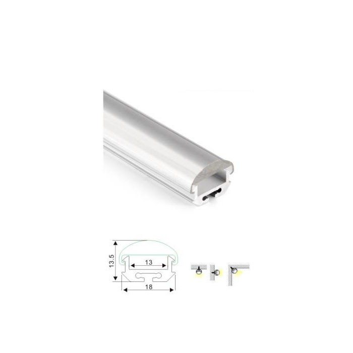 Brilliant Warm White Linear Light