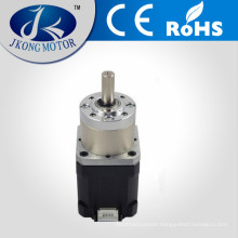 42mm stepper motor with planetary gearbox, Ratio from 4.44 to 515