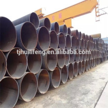 Api5l x42 / 52 psl1 LSAW pipe large dia 56 in pipe
