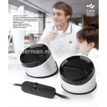 Mini altavoz portátil con carga USB, nuevos productos para 2015
