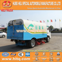 Japan Technology 4x2 HLQ5070TSLQ truck mounted sweeper good quality hot sale for sale