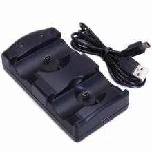 аккумуляторная двигаться зарядное устройство док-станция подставка для ps3games контроллер стенд