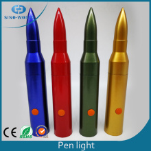 3W COB LED 3AAA Battery Pen Light