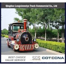 Tren turístico de China de la producción Popular y caliente Diesel