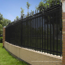 Professional outdoor privacy screens shade net mesh screen for wholesales price