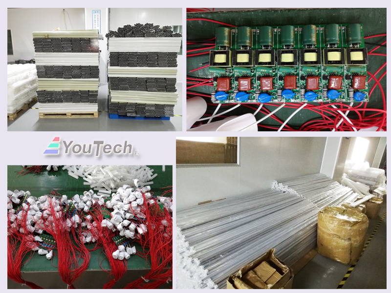 LED T8 900mm 14W production