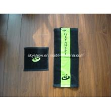 100% Baumwolle Glof Handtuch Set