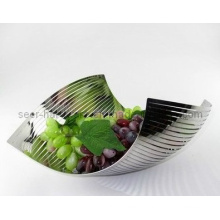 Stainless Steel Fruit Dish (SE2655)