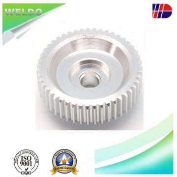 Kundenspezifische Metallverarbeitung eloxierte Aluminium CNC-Bearbeitung Teile