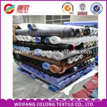 tela de popelina de tc, tela de bolsillo TC para forrar en las acciones tela de popelina 100% cottondyed al por mayor para la camisa