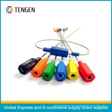 Multi Colors Metallsicherheits-Siegel für Behälter-Verschluss-Art 4