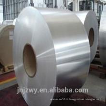 Bobine en aluminium pour matériaux de construction de plafond à bon prix