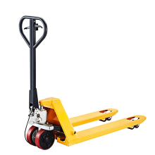 Xilin 2.5ton 2500kg pallet jack with brake system hydraulic hand pallet truck