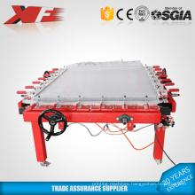 pneumatic screen stretching machine for sale