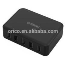 ORICO 5 порта USB Smart Charging Station с интеллектуальной ИС для зарядки (DCAP-5S)