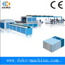 Coupe-papier A4 automatique Machine de découpe A4 et A3 de qualité supérieure (DKHHJX-1100)