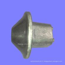 Moulage sous pression en aluminium personnalisé pour insertion d'outil électrique