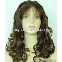 Stock Wholesale 100% swiss full lace wigs