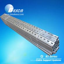 Fabricantes unistrut de perfises de canal de aço c UL cUL CE