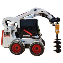 Excavator Parts Mounted Auger Digging Hole Tools excavator auger