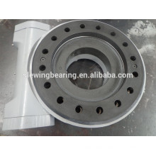 1 worm turntable drive for slewing machine and solar tracking
