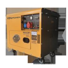 Good price 5kva 4kw single phase silent diesel generator
