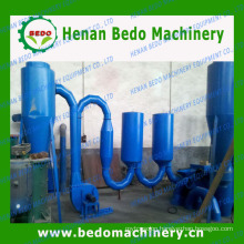 Industrial specialized sawdust drying system&hot air flow dryer