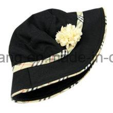 Sombrero / casquillo del cubo del cabrito del algodón, sombrero flojo